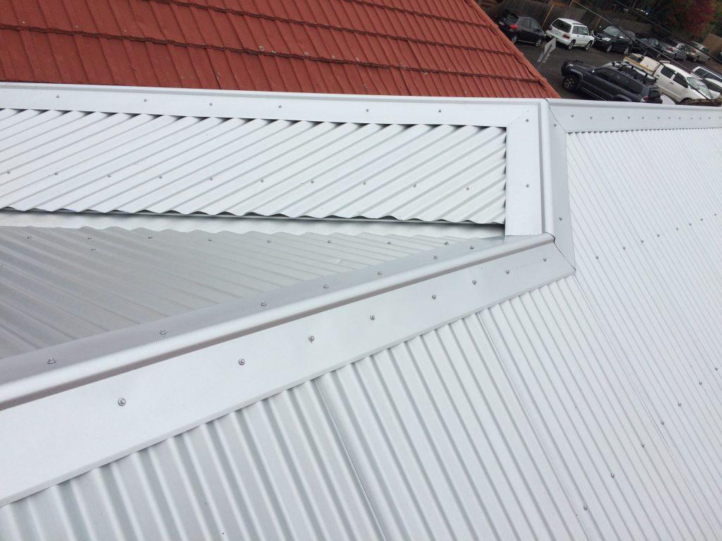 Metal Roof Replacement in Geelong